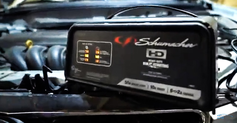 Schumacher SC1305 Fully Automatic Battery Charger