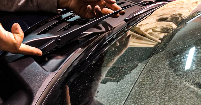 How to Remove Windshield Wiper Arm Ford f150
