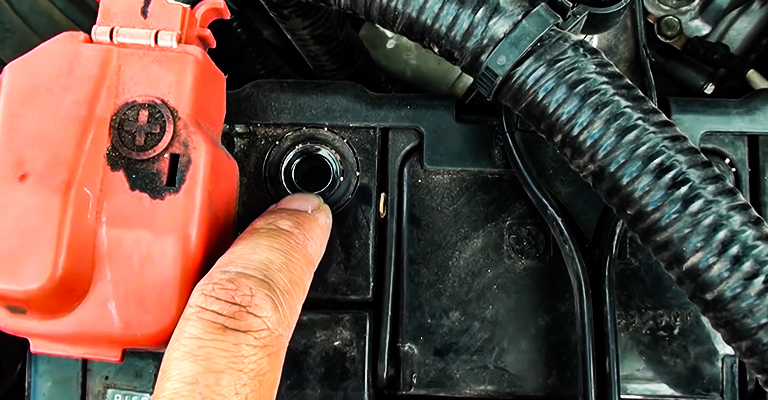 What Do the Colors Mean on a Car Battery