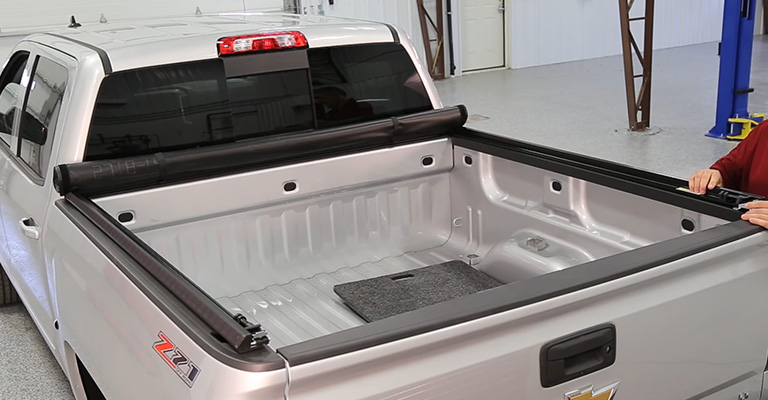 Can You Install a Tonneau Cover With a Bedliner