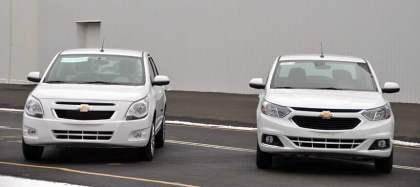 Два поколения Chevrolet Cobalt