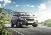 Chevrolet Cobalt в Узбекистане - цена и комплектации