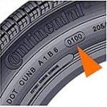маркировка даты производства шины
