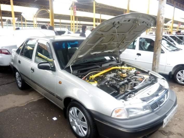 Chevrolet Nexia SOHC, Установлено ГБО (метан) 3-го поколения; год выпуска: 2005; Пробег: 277 000 км.<br />Цена: 53 300 000 сумов.