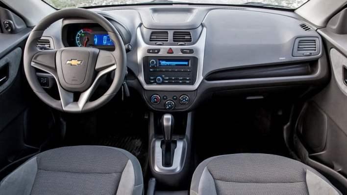 Chevrolet Cobalt Interior