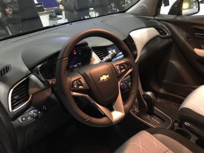 Chevrolet Tracker Gm Uzbekistan