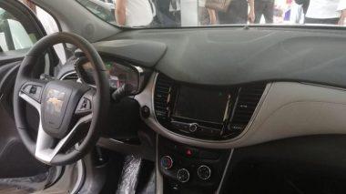 Chevrolet Tracker Салон в Узбекистане