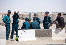 милиция в Узбекистане