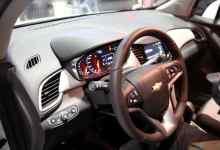 Приборная панель (табло) Chevrolet Tracker производства GM Uzbekistan