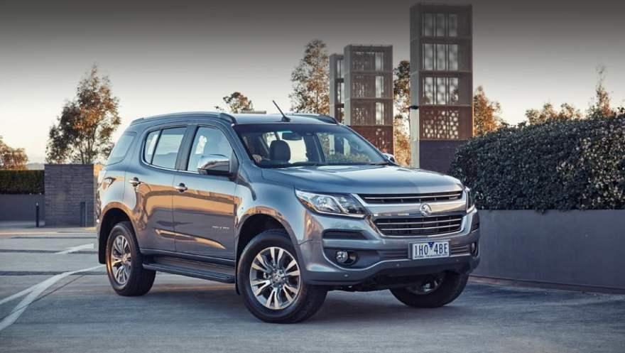 Chevrolet Trailblazer GM Uzbekistan