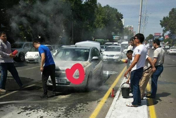 Включенные фары днем — горят ли автомобили от ДХО?
