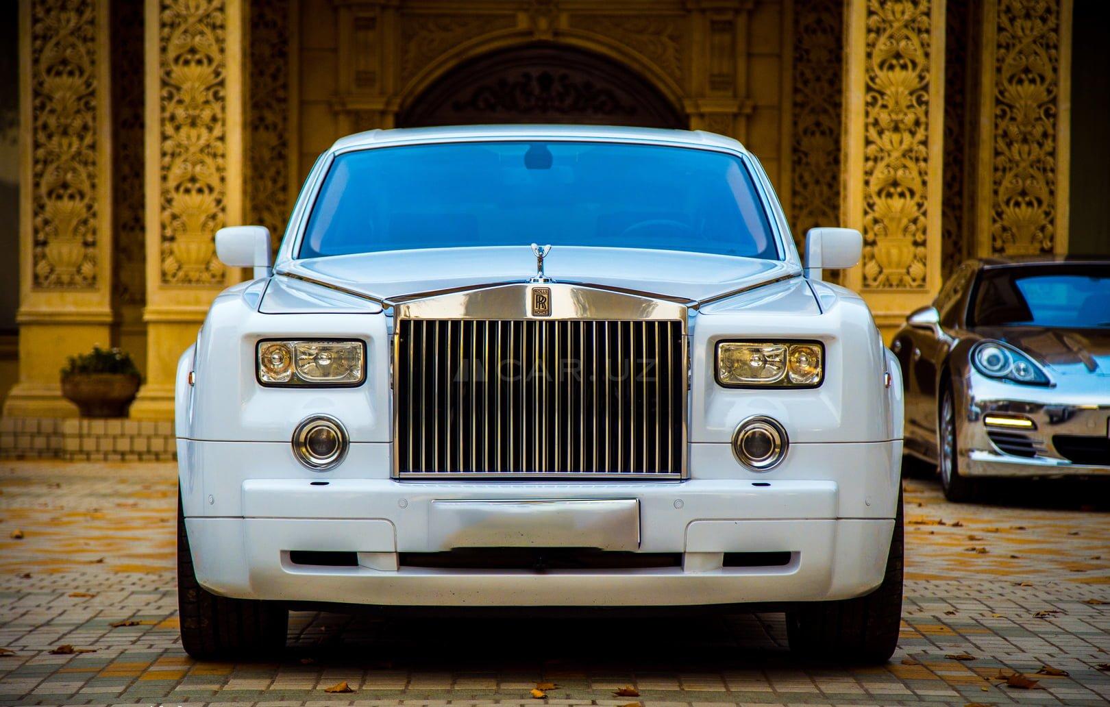 Rolls Royce Phantom в Узбекистане