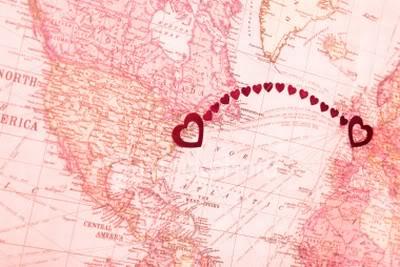 Lesbian long distance relationship advice