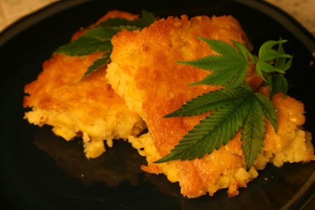 CannabisCornBread