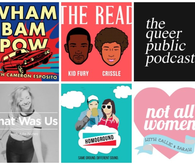 Top 12 Podcasts Hosted By Queer Women For Your Queer Ears Autostraddle