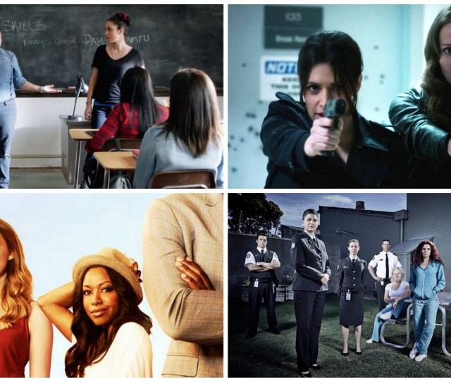 13 Tv Shows With Lesbian And Bisexual Female Characters Who Are Getting It Right Autostraddle