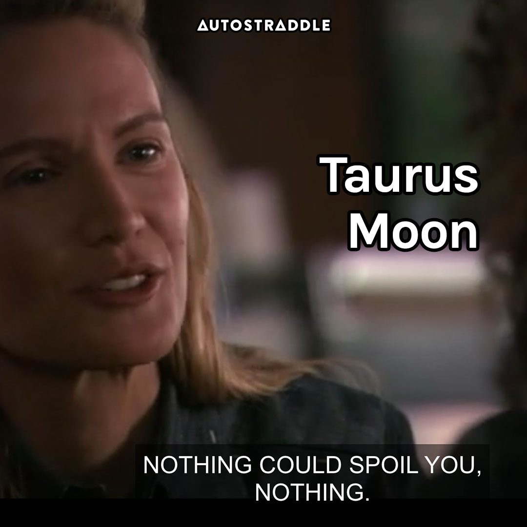 """Taurus Moon: Ivan, romantically """"Nothing could spoil you. Nothing."""""""
