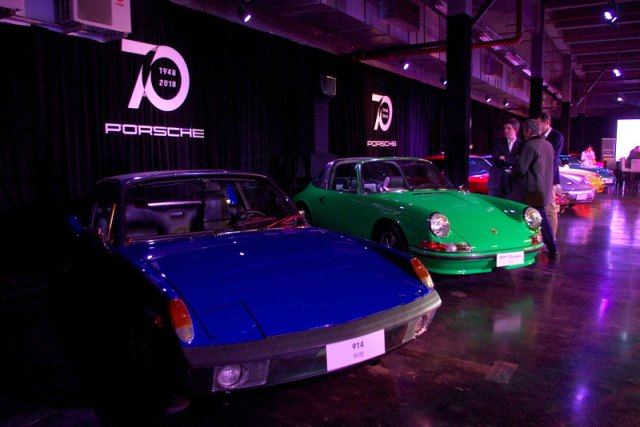 Porsche 70 años