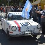 Largada del XVII Gran Premio Argentino Histórico