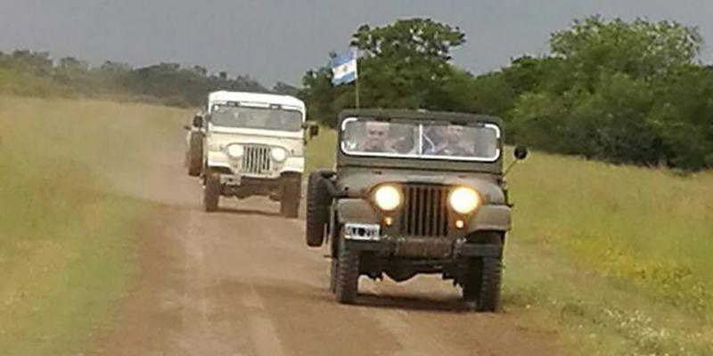 5° Encuentro de Fanáticos del Jeep IKA en Córdoba
