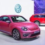 Volkswagen Beetle 2017 Con Nuevas Versiones En Diferentes Colores Y Sabores Autos Y Moda Mexico