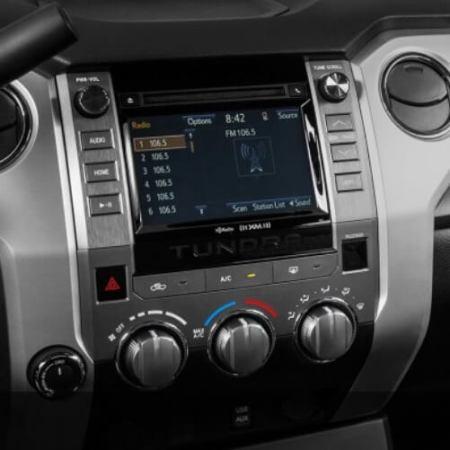 2014 Toyota Tundra Navigation Unit - repair service
