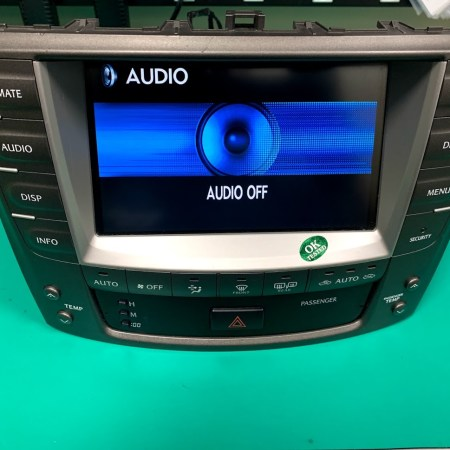 lexus-is-navigation-touch-screen-repair-auto-technology-repair-gilbert-arizona