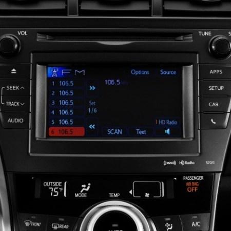 Prius Navigation Screen Repair Service