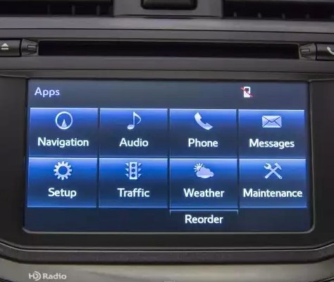 Toyota 4Runner Navigation Repair