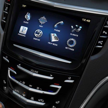 Cadillac-cue-infotainment-system-auto-technology-repair-mesa-az