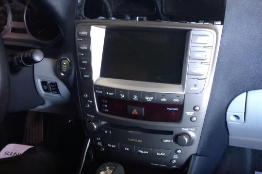 lexus-is250-is350-navigation-unit