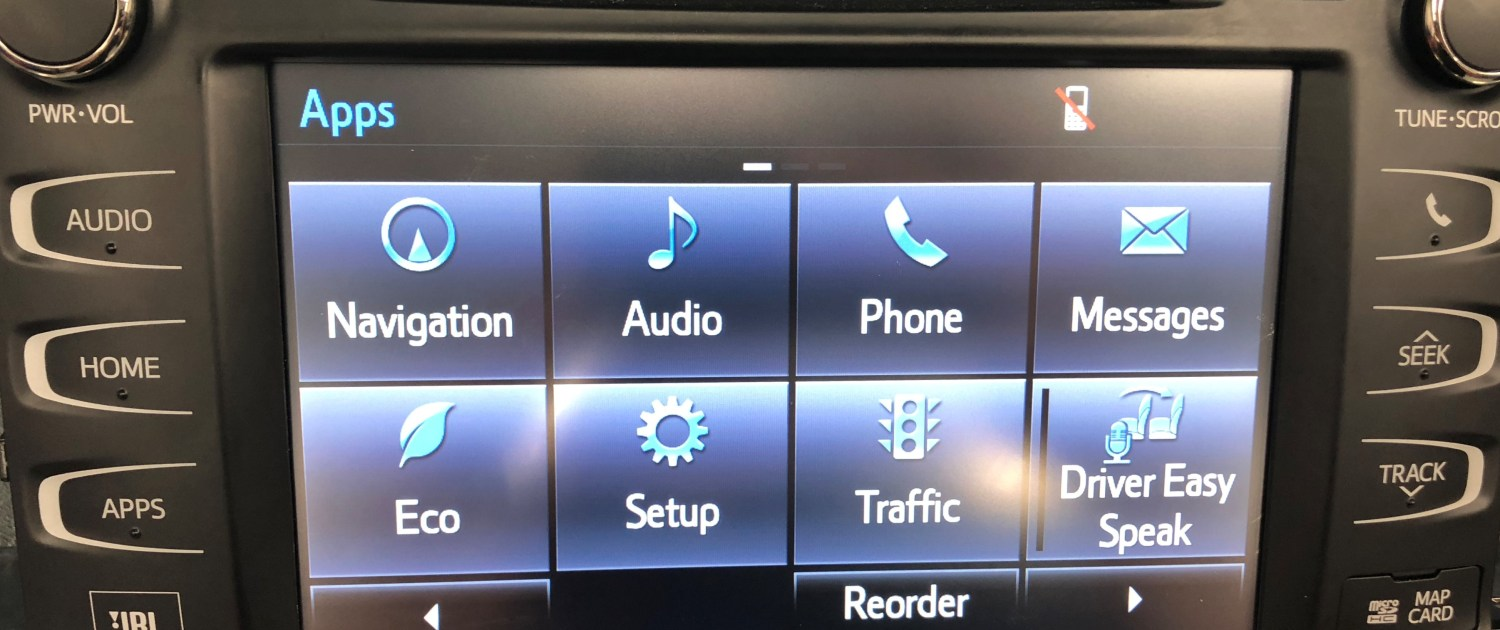 toyota-gracenote-touch-screen-crack-repair-auto-technology-repair-mesa-az