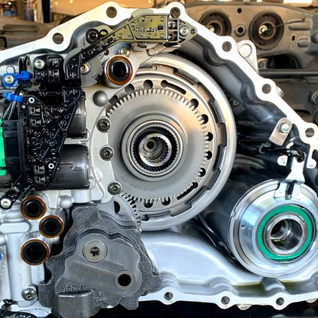 Nissan GTR GR6 Transmission parts and upgrades