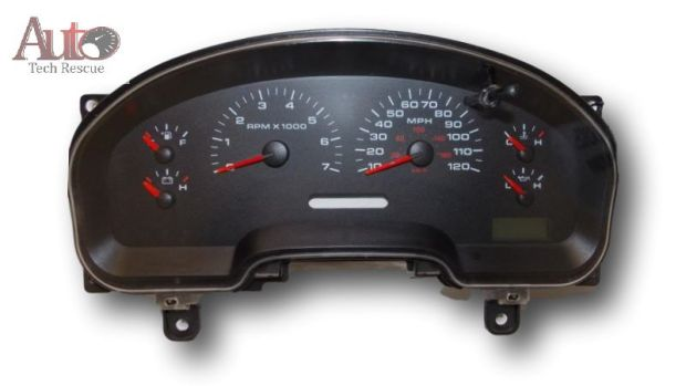 Ford F And Expedition Instrument Cluster Odometer Repair