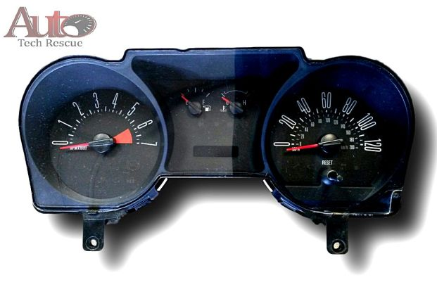 2005 ford f350 instrument cluster repair