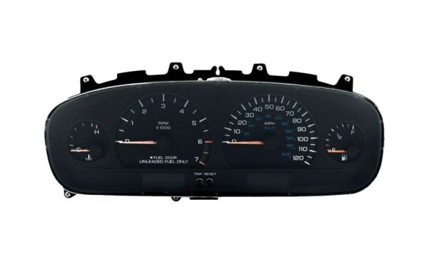 Chrysler Town Country Instrument Cluster Repair