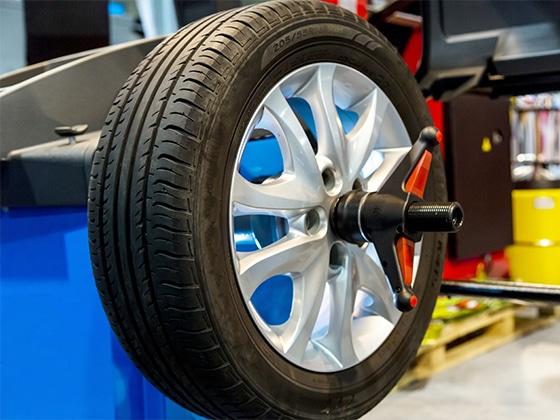 Wheel Balancing in San Ramon, CA