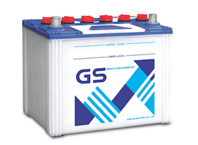 GS BATTERY N50ZL
