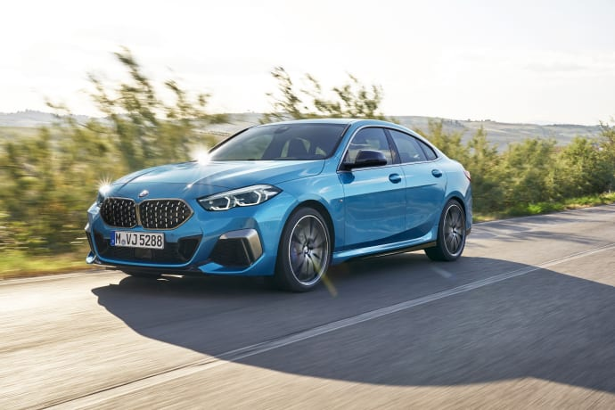 Uusi BMW 2-sarjan Gran Coupé – älykästä käytännöllisyyttä