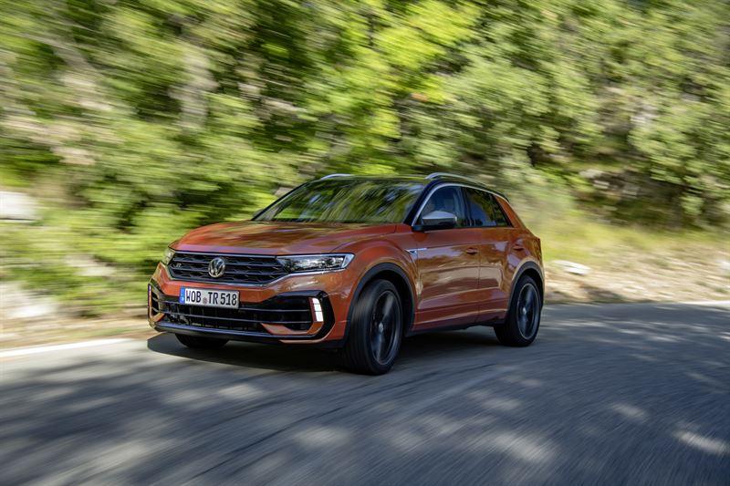 Uusi Volkswagen T-Roc R – erinomaista suorituskykyä ja urheilullista elämäntyyliä