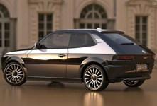 nuova Fiat 127 livrea GT