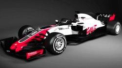 Haas VF18