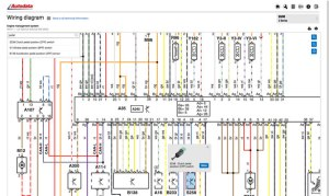 Autodata launches allnew interactive coloured wiring