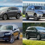 Top Fuel Efficient Suvs And Minivans With 3 Row Seating For 2019 Autotrader
