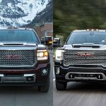 2019 Vs 2020 Gmc Sierra Hd What S The Difference Autotrader
