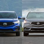 2019 Acura Rdx Vs 2019 Acura Mdx What S The Difference Autotrader