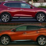 2020 Nissan Rogue Vs 2020 Nissan Murano What S The Difference Autotrader