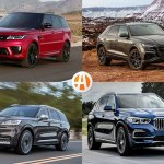 Best Midsize Luxury Suvs For 2020 Autotrader
