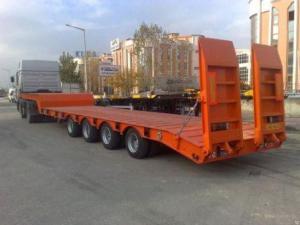 Оренда трала до 100 тонн