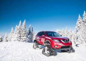 Nissan lanza el crossover Rogue Warrior en Montreal